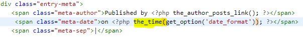 modified time wordpress