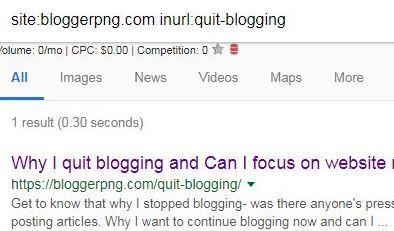 google index slug