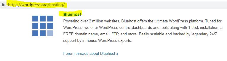Start Blog On Bluehost