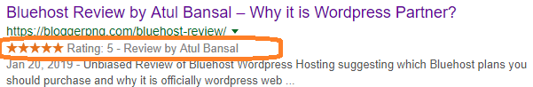 Rich Snippets in On-Page SEO